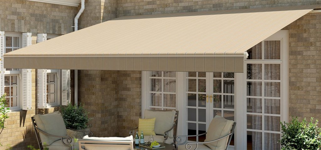 awnings in a home