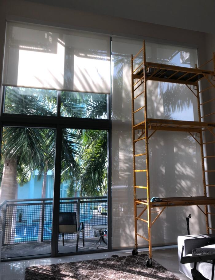 SHADES AND BLINDS PROFESSIONAL INSTALLATION