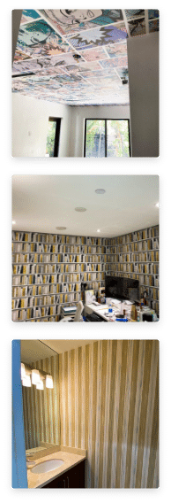 wall covering examples